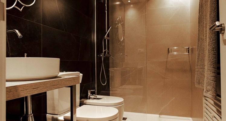Ducha – Apartamento Turístico Trujales – RiojaValley