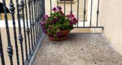 Balcón – Apartamento Turístico Trujales – RiojaValley