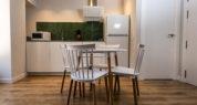 Cocina comedor – Apartamento Turístico Viñedos – RiojaValley