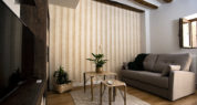 Sofá cama – Apartamento Turístico Viñedos – RiojaValley